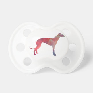 Greyhound cosmos silhouette dummy