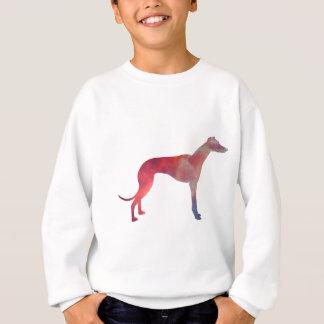 Greyhound cosmos silhouette sweatshirt