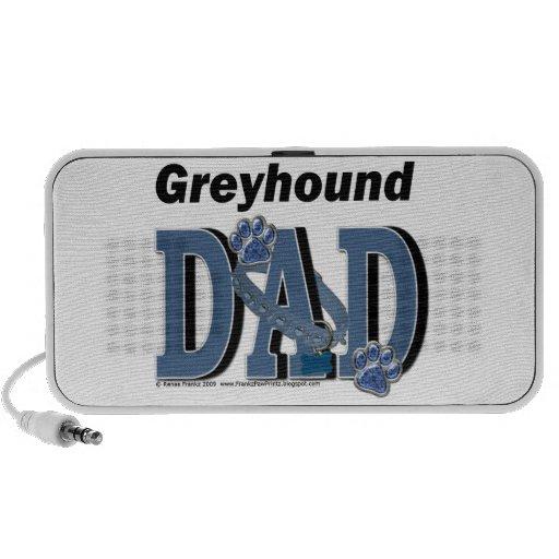 Greyhound DAD Speaker System