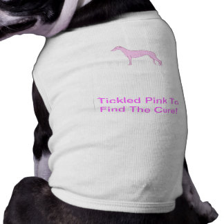 Greyhound Doggie Shirt