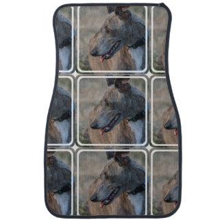 Greyhound Floor Mat