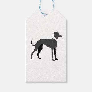 Greyhound Gift Tags