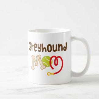 Greyhound Mom (Dog Breed) Gift Coffee Mug