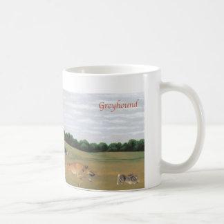 Greyhound Mug