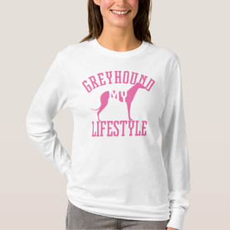 Greyhound my Lifestyle T-Shirt