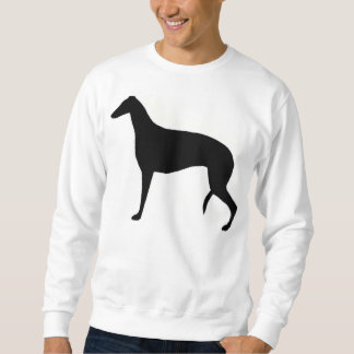 Greyhound silo.png sweatshirt