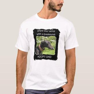 Greyhound Spring T-Shirt