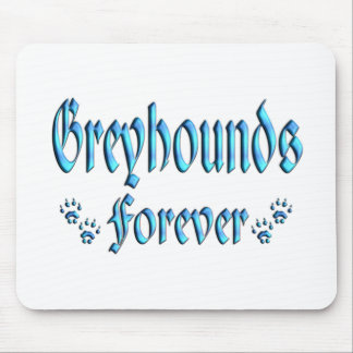 Greyhounds Forever Mouse Pad