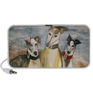 Greyhounds Portable Speaker