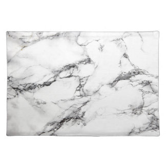 Greyish White Marble Placemat