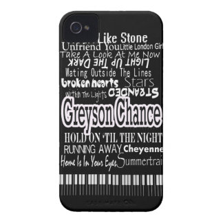 Greyson Chance Phone iPhone 4 Cover