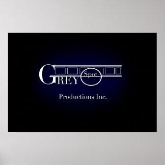 GreySpot Logo  Poster