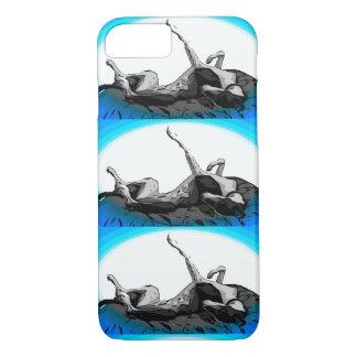 Greyt Greyhound Roach  Triple iPhone 7 Case