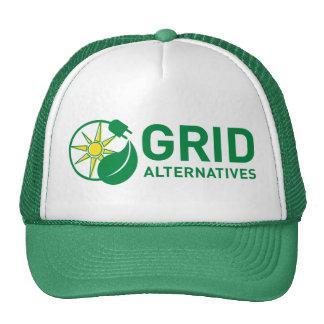 GRID Alternatives Baseball Cap Mesh Hats