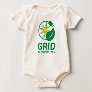 GRID Alternatives Onsie Baby Bodysuit