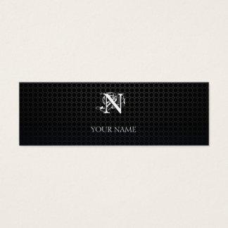 Grid Mini Business Card