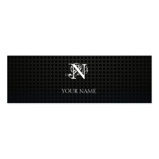 Grid Pack Of Skinny Business Cards