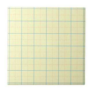 grid pattern blue line red dots tile