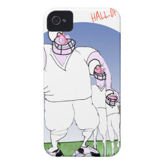 Gridiron hall of fame, tony fernandes iPhone 4 case