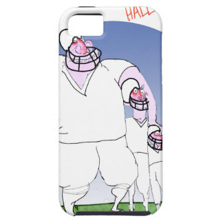 Gridiron - hall of fame, tony fernandes iPhone 5 cover