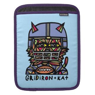 """GridIron Kat"" iPad Soft Case"