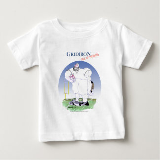 Gridiron take no prisoners, tony fernandes baby T-Shirt