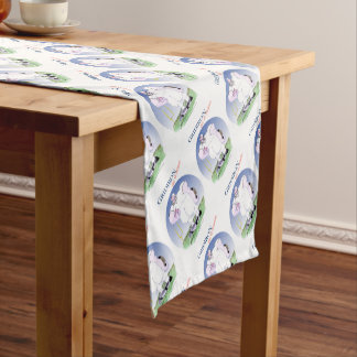 Gridiron - take no prisoners, tony fernandes short table runner
