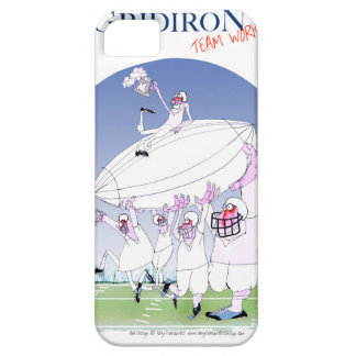 Gridiron teamwork, tony fernandes case for the iPhone 5