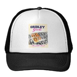 Gridley Girls Book Cover Cap