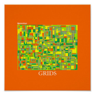 GRIDS POSTER