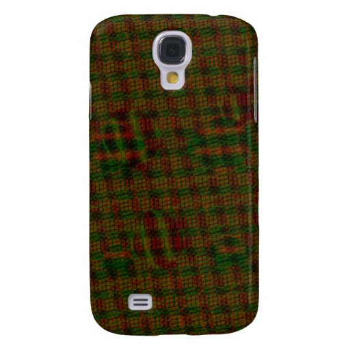 GridWork 6 Samsung Galaxy S4 Cover