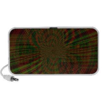GridWork 7 Doodle Laptop Speaker