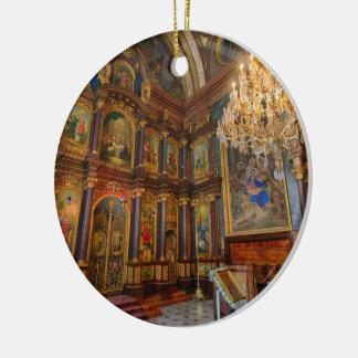 Griechenkirche zur Heiligen Dreifaltigkeit Ceramic Ornament