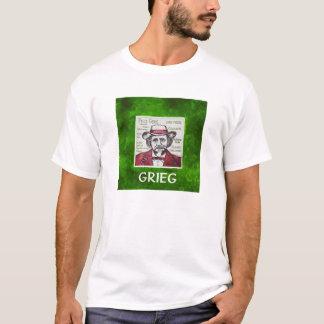GRIEG T-shirt