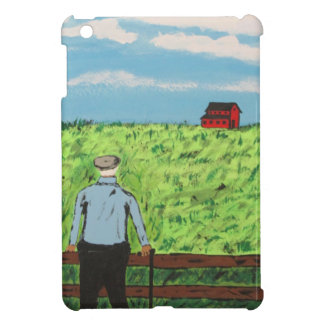 Griff and the Red Barn Cover For The iPad Mini