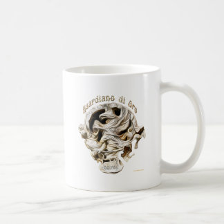 Griffin Bas Relief Coffee Mug