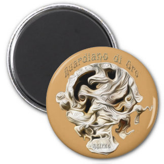 Griffin Bas Relief Magnet