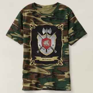 Griffin Battle Crest Black T-Shirt