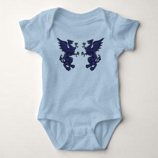 Griffin Crest Baby Bodysuit