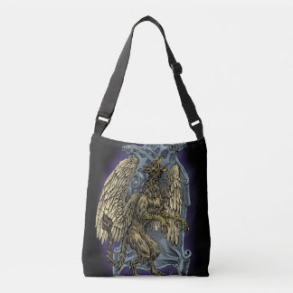 Griffin Crest Tote Bag