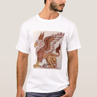 Griffin Drawing T-Shirt