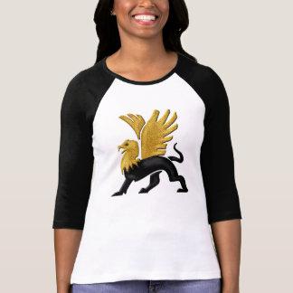 Griffin-Gold & Black T-Shirt