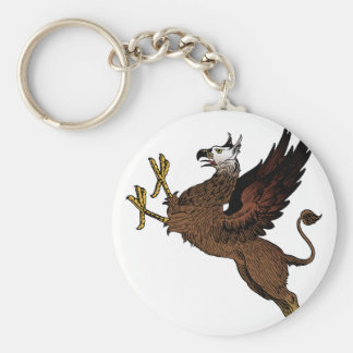 Griffin Key Ring