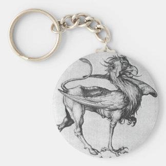 Griffin-PDwiki Basic Round Button Key Ring