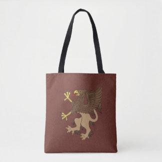 Griffin Rampant Tote Bag
