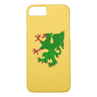 Griffin Rampant Vert iPhone 7 Case