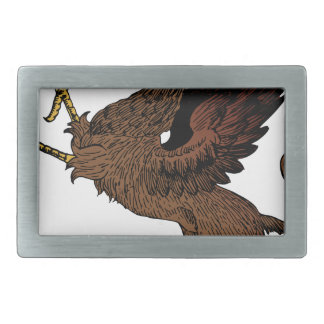 Griffin Rectangular Belt Buckles