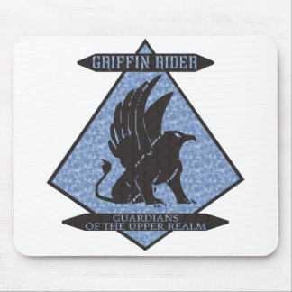 Griffin Rider Mouse Pad