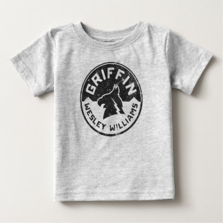 Griffin - Wiseacre Style Baby T-Shirt