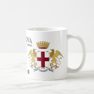 Griffins with Cross from Geneva, Italy | Mug